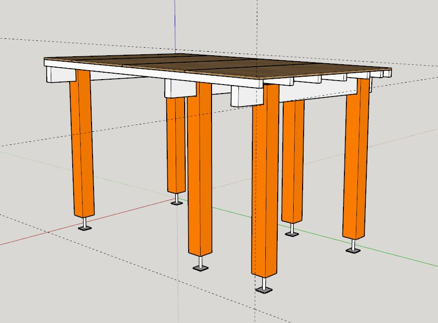 toiture v g talis e guide de construction des carport abri voiture et pr au. Black Bedroom Furniture Sets. Home Design Ideas